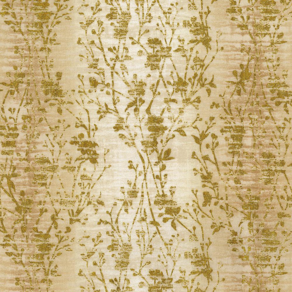 Shiny Objects- Precious Metalsvelvety vines - pearl metallic
