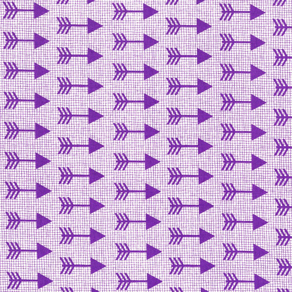 Arrows Purple