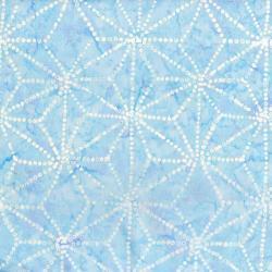 3351-005 Blossom Batiks - Horizon - Star - Sky Fabric