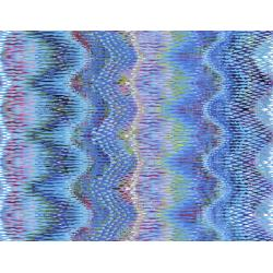 Starlight & Splendor - Wavelength - Turquoise Digiprint - 3615-001