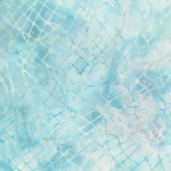 Malam Batiks VI Light - Aquamarine
