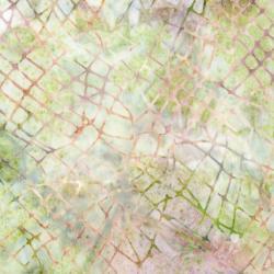 3625-005 Malam Batiks VI Lights & Brights - Crackle - Soft Green Fabric