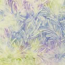 Malam Batiks VI Lights & Brights - Grass - Meadow Fabric