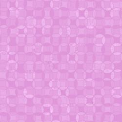 Hopscotch - Cathedral Windows - Hollyhock Fabric