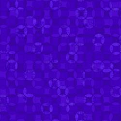 Hopscotch - Cathedral Windows - Ultramarine