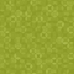 Hopscotch - Cathedral Windows - Matcha Fabric