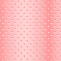 Shiny Objects - Good as Gold - Hobnail Glass - Pink Champagne - 300510-034