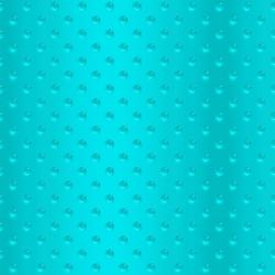Shiny Objects - Good as Gold - Hobnail Glass - Turquoise - 300510-035
