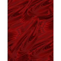 JB204-GA8 Andalucia - River - Garnet Fabric