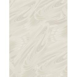 JB204-WH9 Andalucia - River - Whipped Cream Fabric