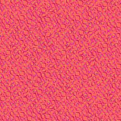 Floret Geometric - Conflorations - Coral - KK104-CO3