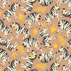 Finding Zebras Larch Fat Quarter