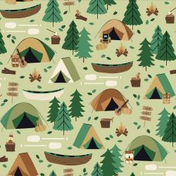 Camping Crew 002