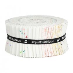 Victoria Findlay Wolfe Quilts neutrals jelly roll