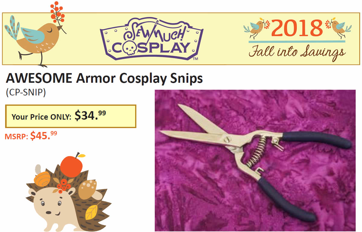 Cosplay Snips
