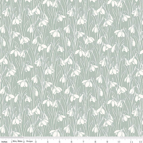 The Hesketh House Collection Hesketh Pale Green