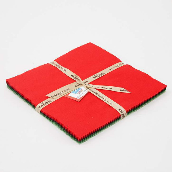 Confetti Cottons Christmas 10 inch Stacker