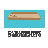 Harry & Alice 5 Inch Stacker - 42 Pcs