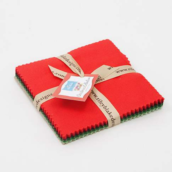 Confetti Cottons Christmas 5 inch Stacker
