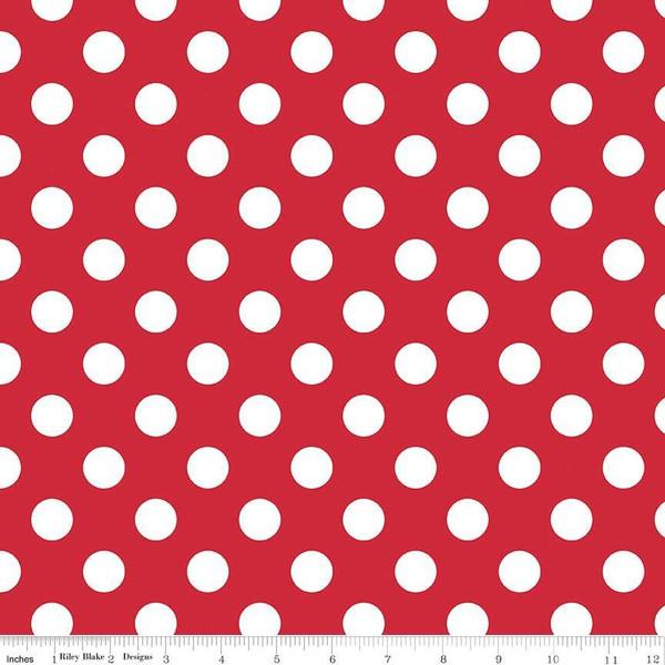Medium Dot C360-80 RED