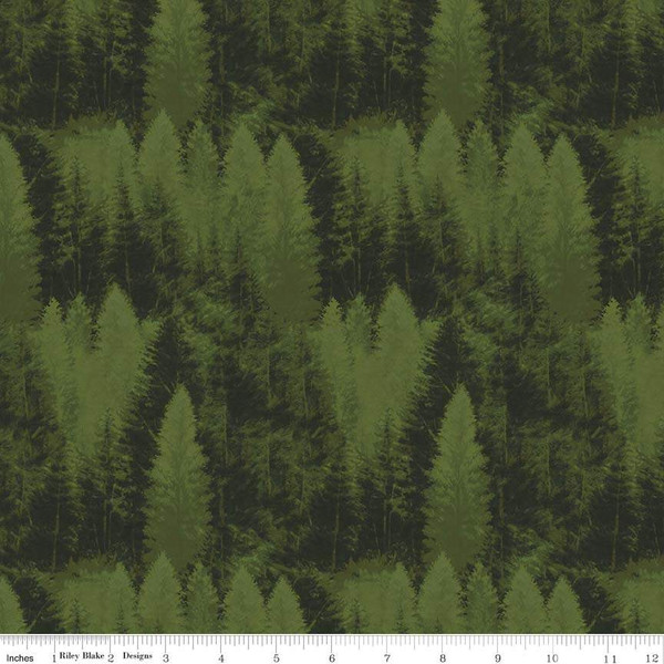 Majestic Outdoors Forest Dark Green