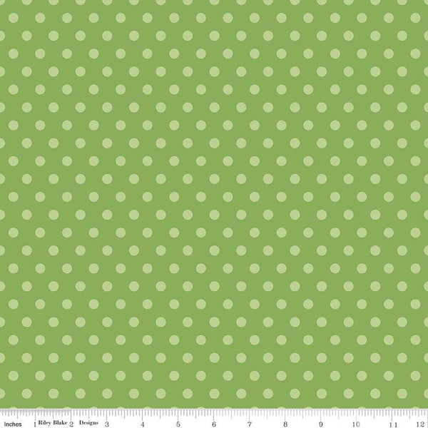 Harry & Alice<br>Dot - C7496-GREEN