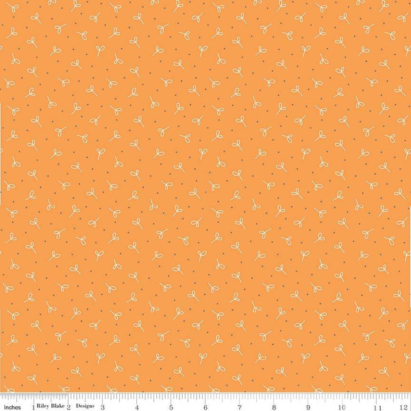 Farm Girl Vintage Seedling Orange C7880-ORANGE