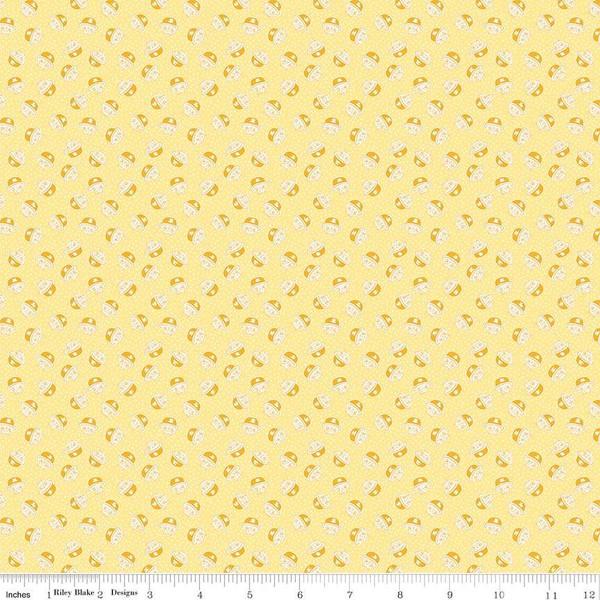 Kitties Yellow