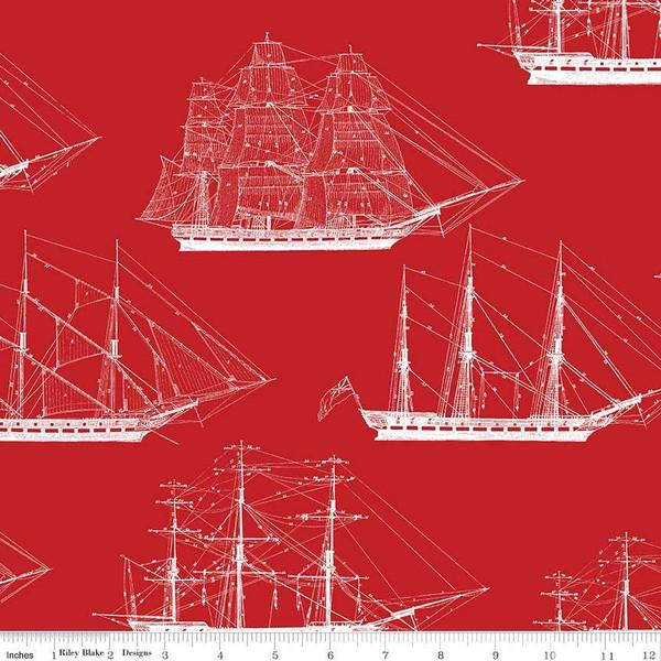 Nautical Main Red