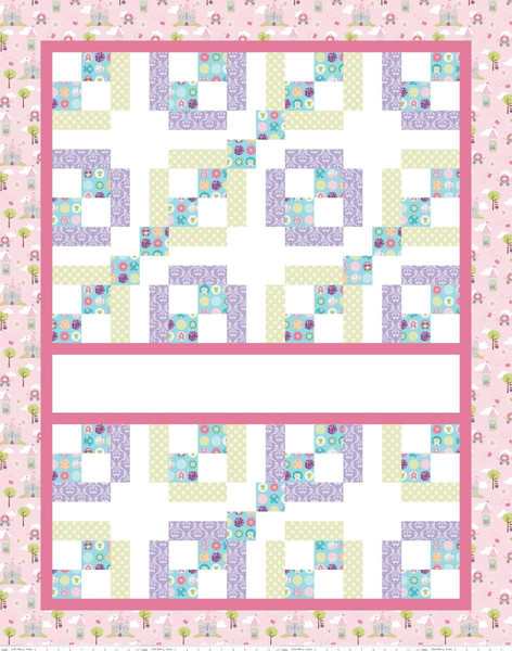 EXPRESS YOURSELF QUILT PANEL DREAM WISH