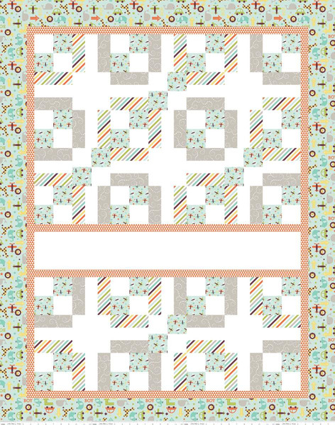 EXPRESS YOURSELF QUILT PANEL OH BOY