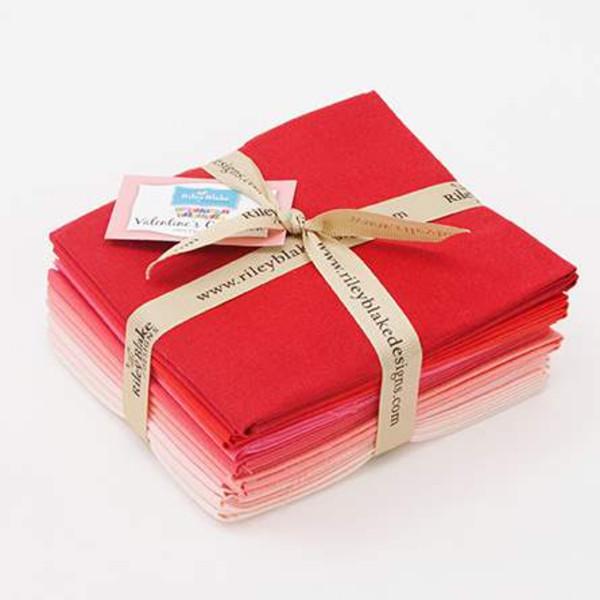Confetti Cottons Valentine Fat Quarter Bundle