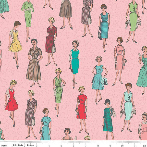 My Happy Place Home D?cor Vintage Ladies Pink hd9311