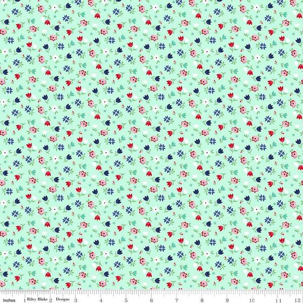 A Little Sweetness Knit  K6512-MINT