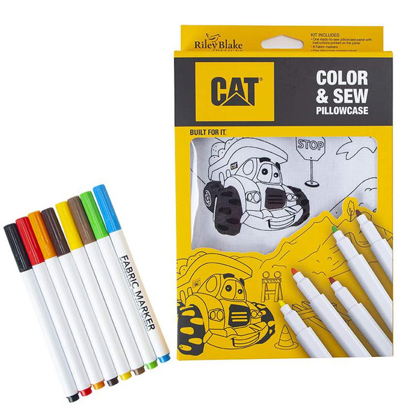 Color Me Pillowcase Kit