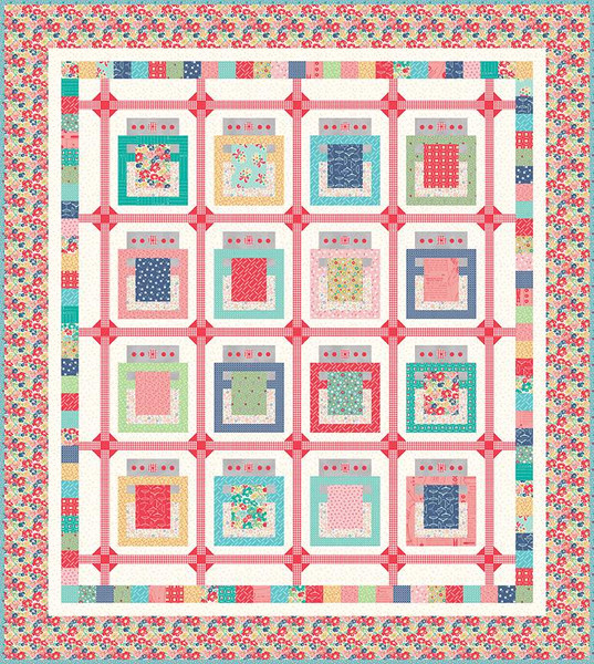 Baked With Love Quilt Kit - KIT0210