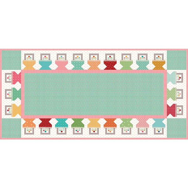 Prim Baskets Table Runner Kit