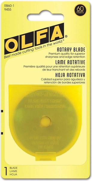 60MM Rotary Blade 1ct.
