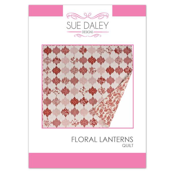 Floral Lanterns Quilt Pattern