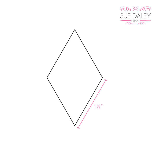 EPP Sue Daley 1 1/2 Six Pt. Star (100)