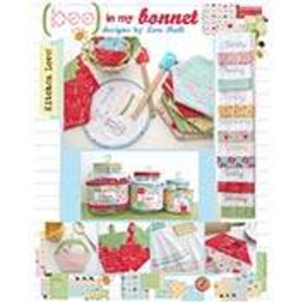 Bee in my Bonnet Kitchen Love Pattern