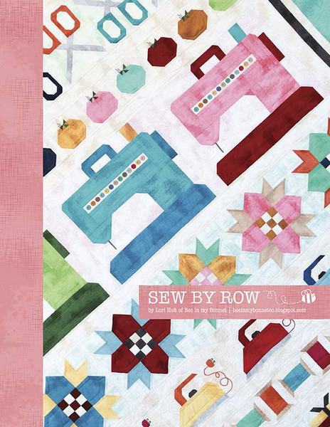 Lori Holt Sew by Row Quilt Pattern