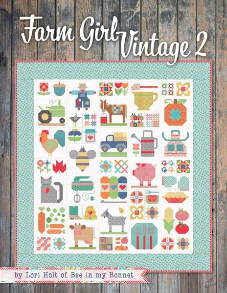 It's Sew Emma Farm Girl Vintage 2 Book