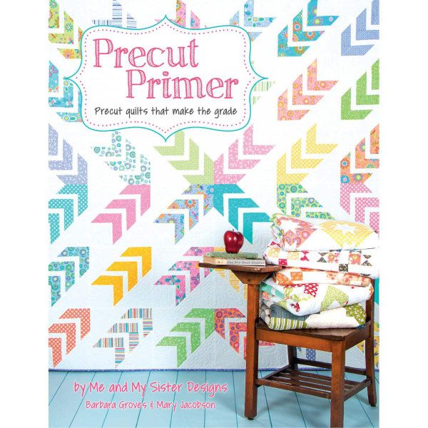 Book - Precut Primer (by Me and My sister Designs)