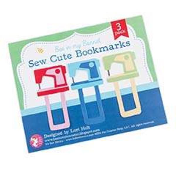 Sew Cute Bookmarks
