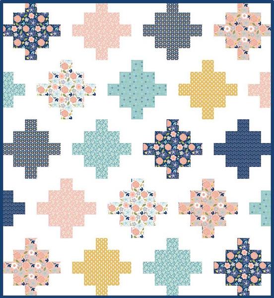 Azure Skies Quilt Pattern