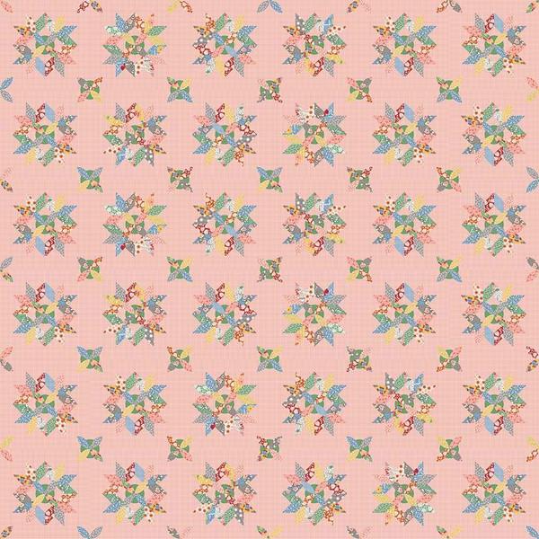 Leonie Bateman Lemonade Sundae Quilt Pattern
