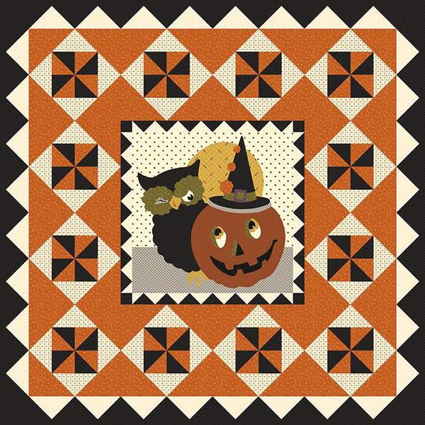 Buttermilk Basin Design Co Vintage Fall Quilt Pattern