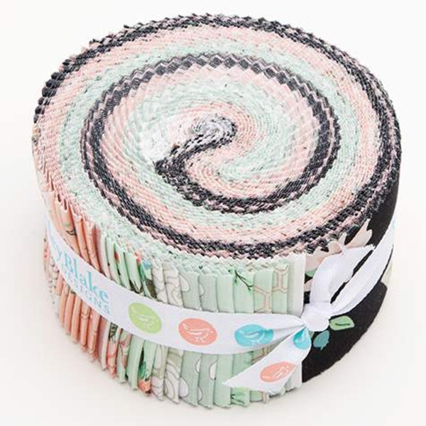 Bliss 2 1/2 inch Rolie Polie Jelly Roll