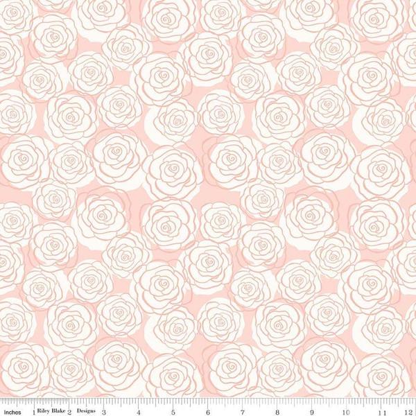 Bliss Roses Blush Sparkle